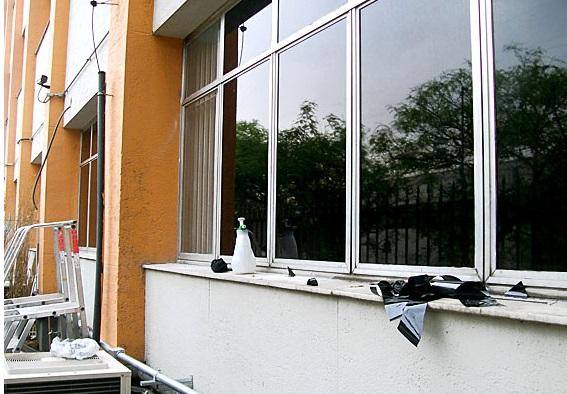 Como aplicar insulfilm nas janelas de casa